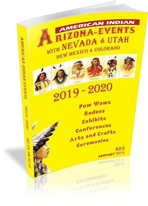 Events Book for Arizona & New Mexico