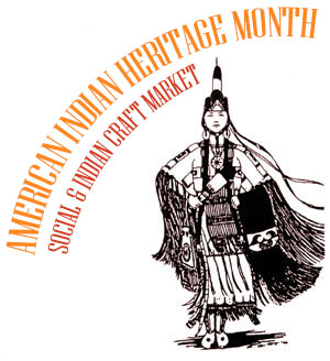American Indian Month Social